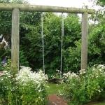Garden Setting of Reflexable reflexology
