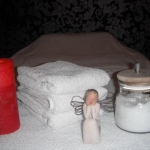 Janette West Hands on Feet Reflexology - ornaments