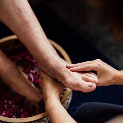 Inner Calm Foot spa