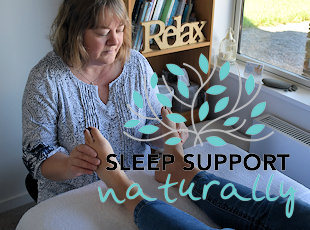 Sleep support naturally featured image