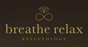 Breathe Relax Reflexology logo