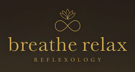 Breathe Relax Reflexology logo